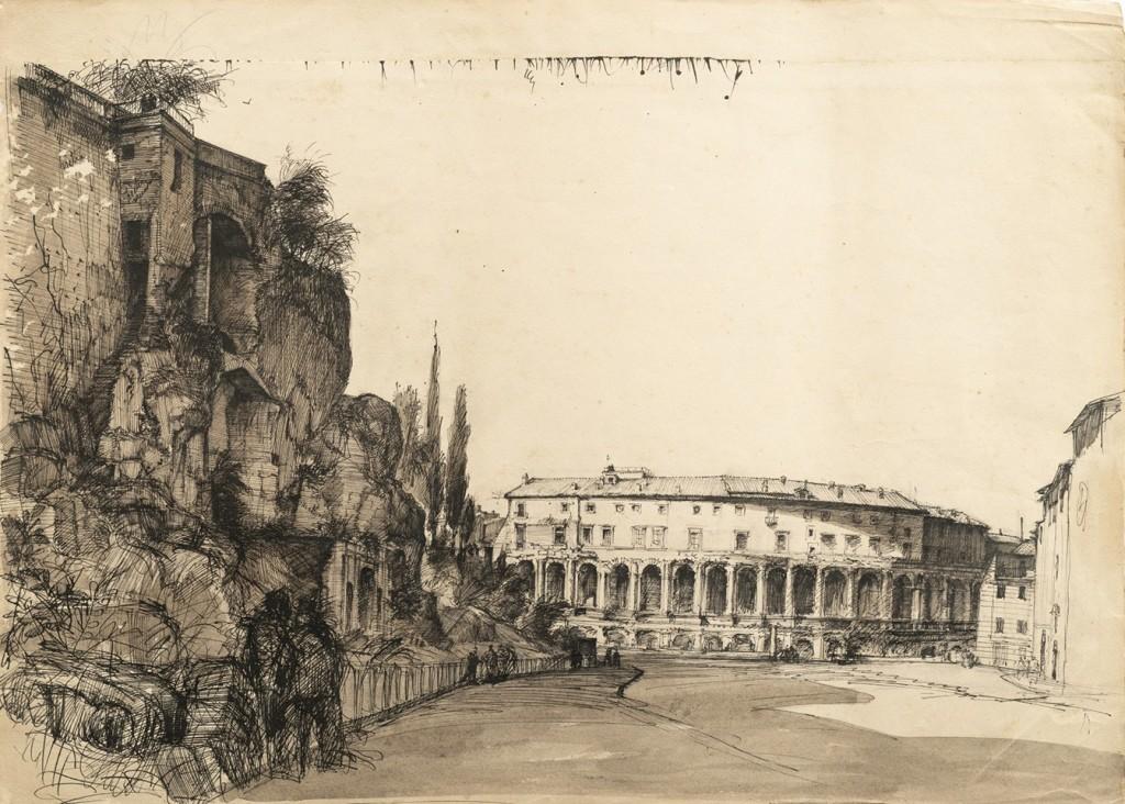 Il Teatro di Marcello a Roma - Lino  Bianchi Barriviera