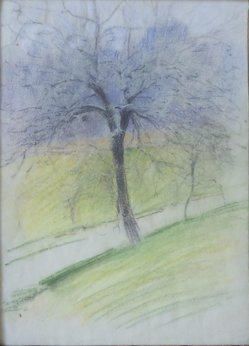 paesaggio Istriano - Adolf Hiremy Hirschl